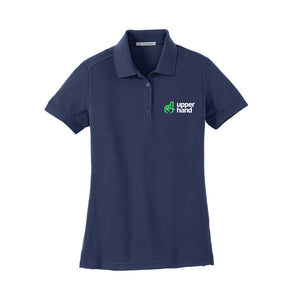 Port Authority Ladies 5-in-1 Performance Pique Polo