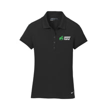 Load image into Gallery viewer, Nike Ladies Dri-FIT Solid Icon Pique Modern Fit Polo - Upper Hand Left Chest