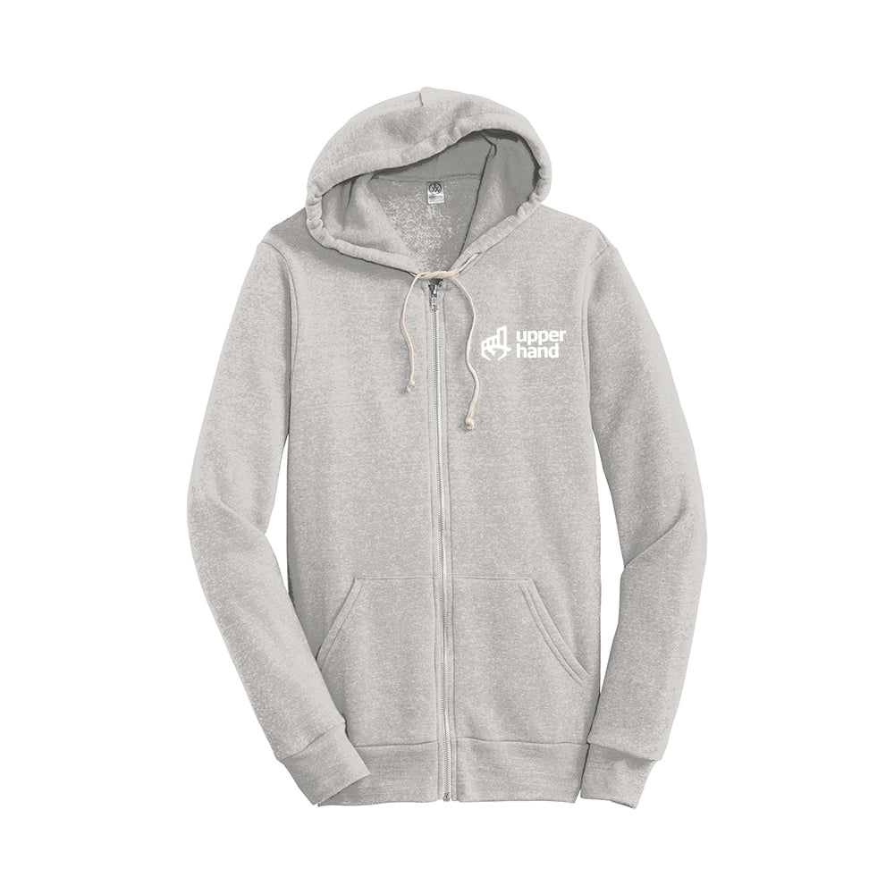 Alternative Rocky Eco -Fleece Zip Hoodie