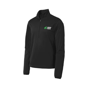 Port Authority Active 1/2-Zip Soft Shell Jacket