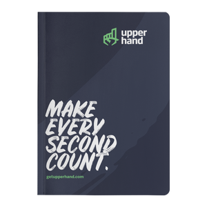 Soft Cover Notebook - Make Every Second Count