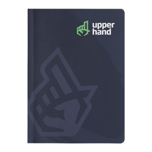 Soft Cover Notebook - Upper Hand
