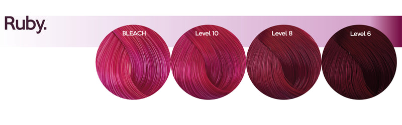 Infuse My. Colour™ – Ruby Shampoo