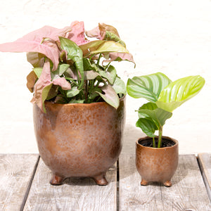St Tropez Copper Pot (2 sizes)