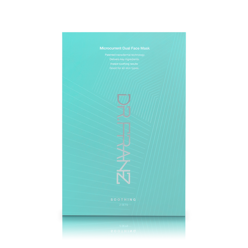 Dr. Franz Soothing Dual Mask (2 Sets)