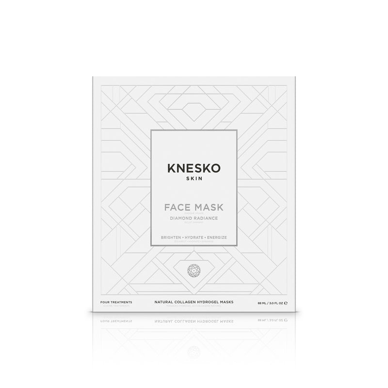Diamond Radiance Collagen Face Mask