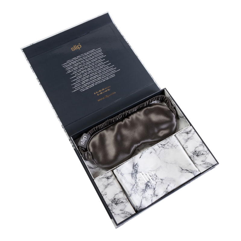 Beauty Sleep Collection – Marble + Charcoal