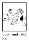 CVC Readers_decodable text for unit 2_bob and dot