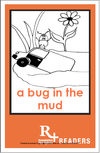 CVC Readers_decodable text for unit 2_A bud in the mud