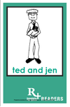 CVC Readers_decodable text for unit 2_ted and jen