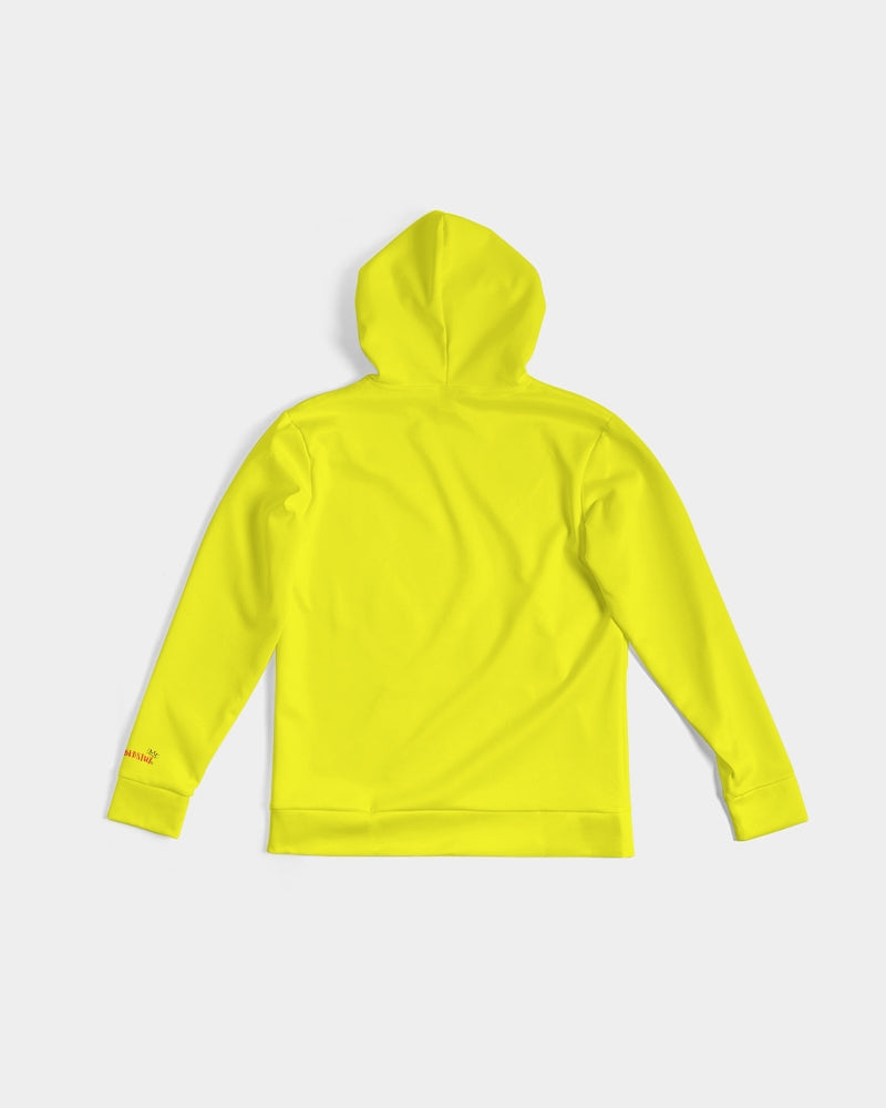 """It Was All A Dream"" Graphic Hoodie (Yellow)"