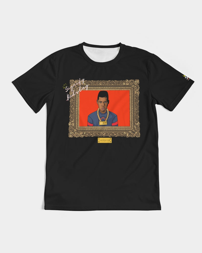 """Jay"" Portrait Graphic Tee Men's Tee"