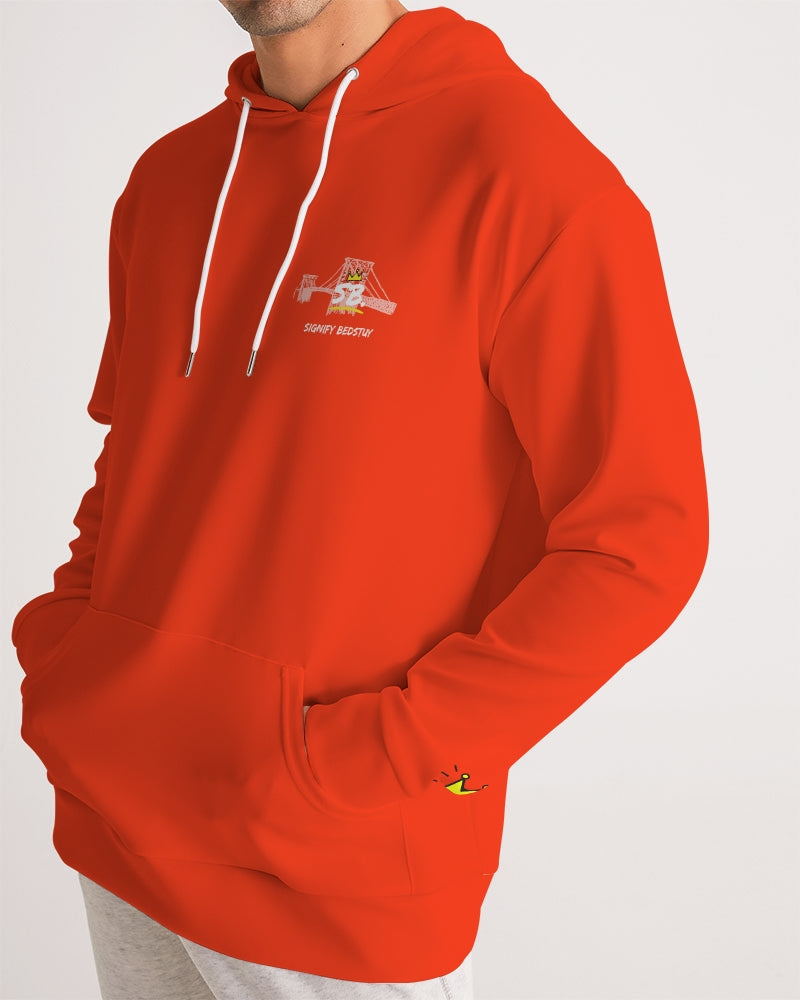 SB Icon Graphic Hoodie (Red)