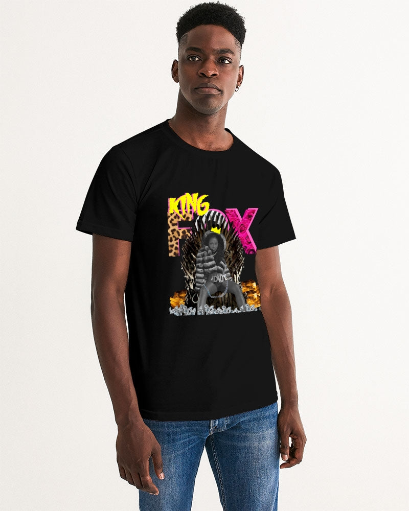 """King Fox"" Graphic Tee"