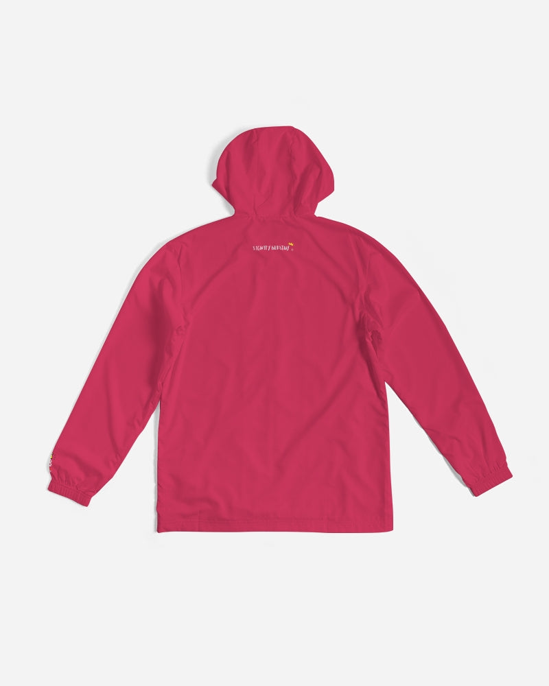 """Bklyn Bred"" Men's Windbreaker"