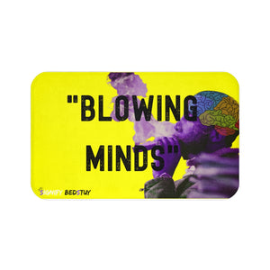 "Open image in slideshow, ""Blowing Minds"" Sneaker Rug"