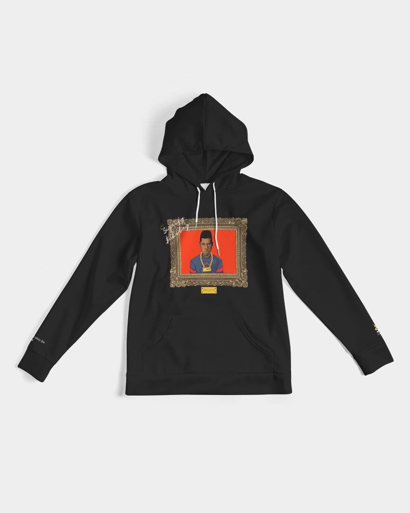 """Jay"" Portrait Graphic Hoodie"