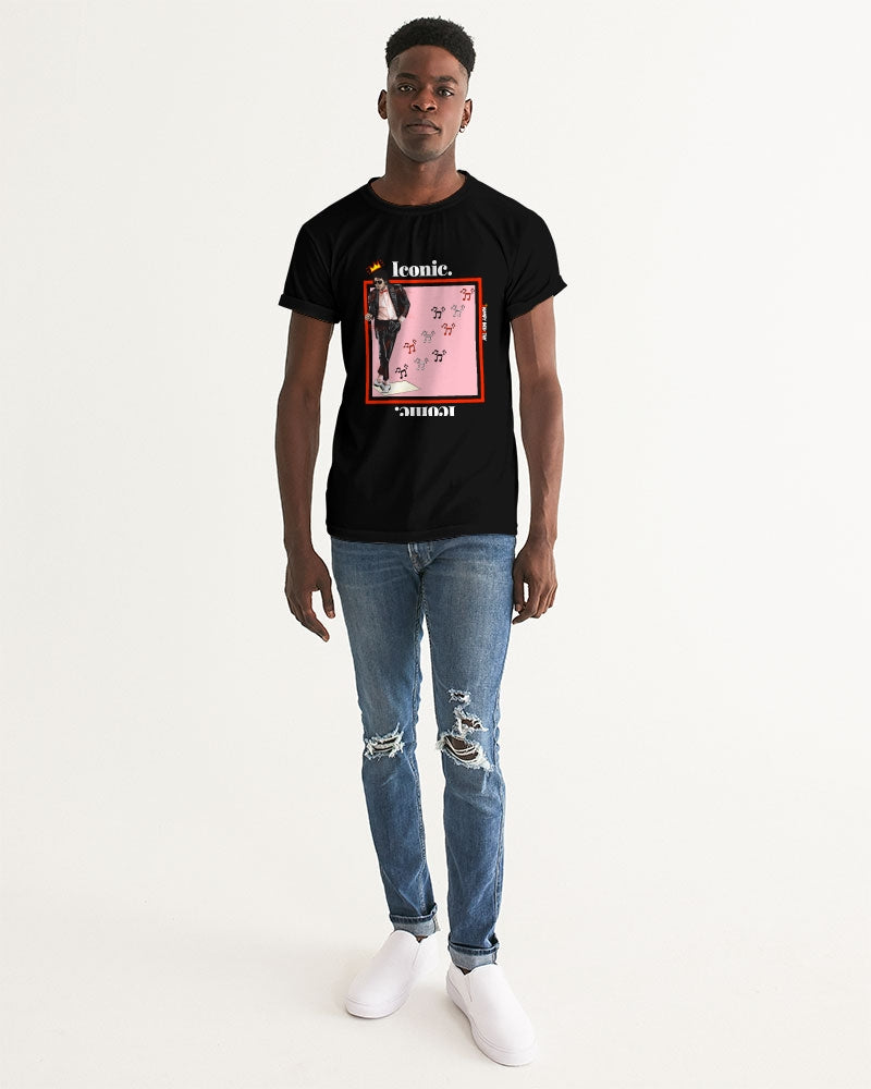 """MJ"" Inspired Iconic Graphic Tee (Black)"