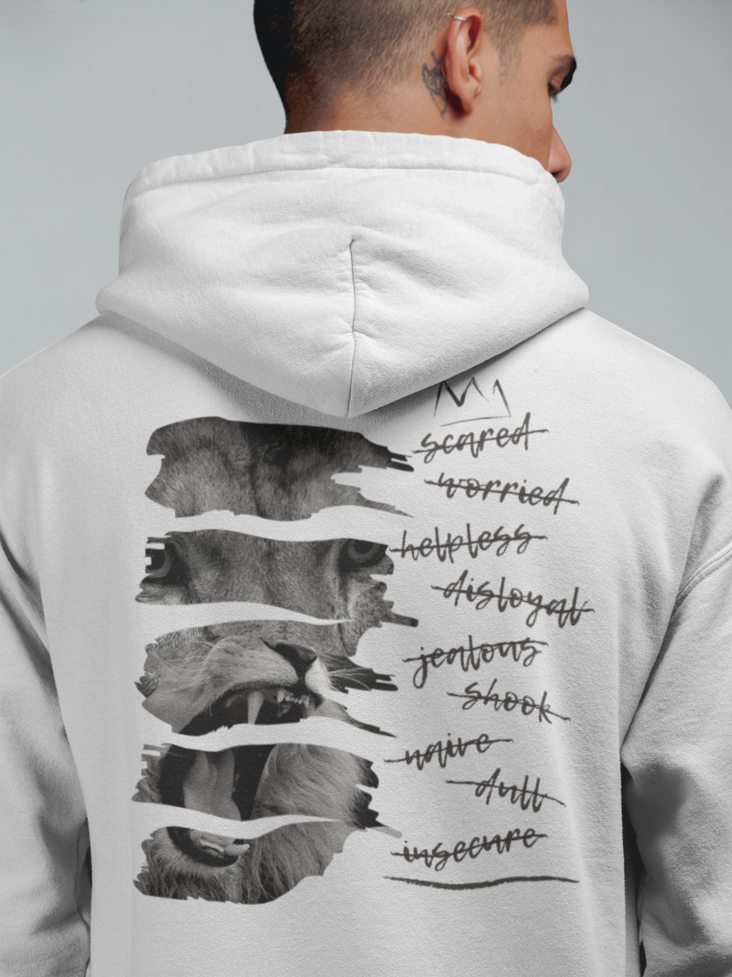 """Lion Vs. Sheep"" Hoodie"