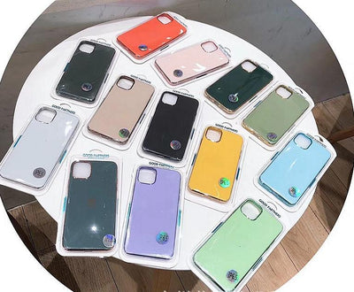 【Buy 1 Get 1 Free Cover Case】for IPhone XS Max Seconds Change for IPhone 11 Pro Max (Silver)