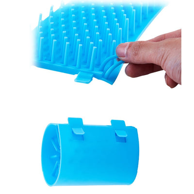 Portable Outdoor Pet Foot Washer