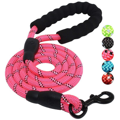 Durable Large Dog  Collar Leashes