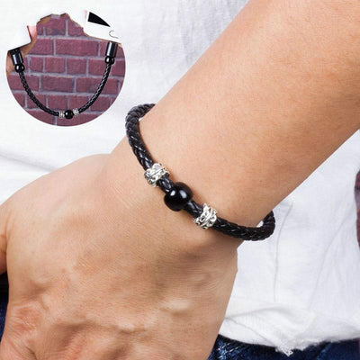 Fashion Wearable USB Charging Bracelet Charger Cable