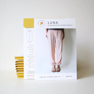 Load image into Gallery viewer, LUNA PANTS • Pattern