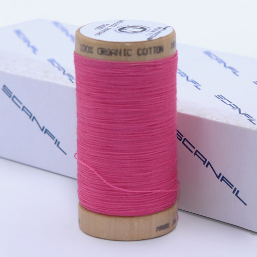 SCANFIL ORGANIC COTTON THREAD • Col 4810 • 100M