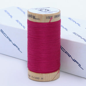 Load image into Gallery viewer, SCANFIL ORGANIC COTTON THREAD • Col 4811 • 100M