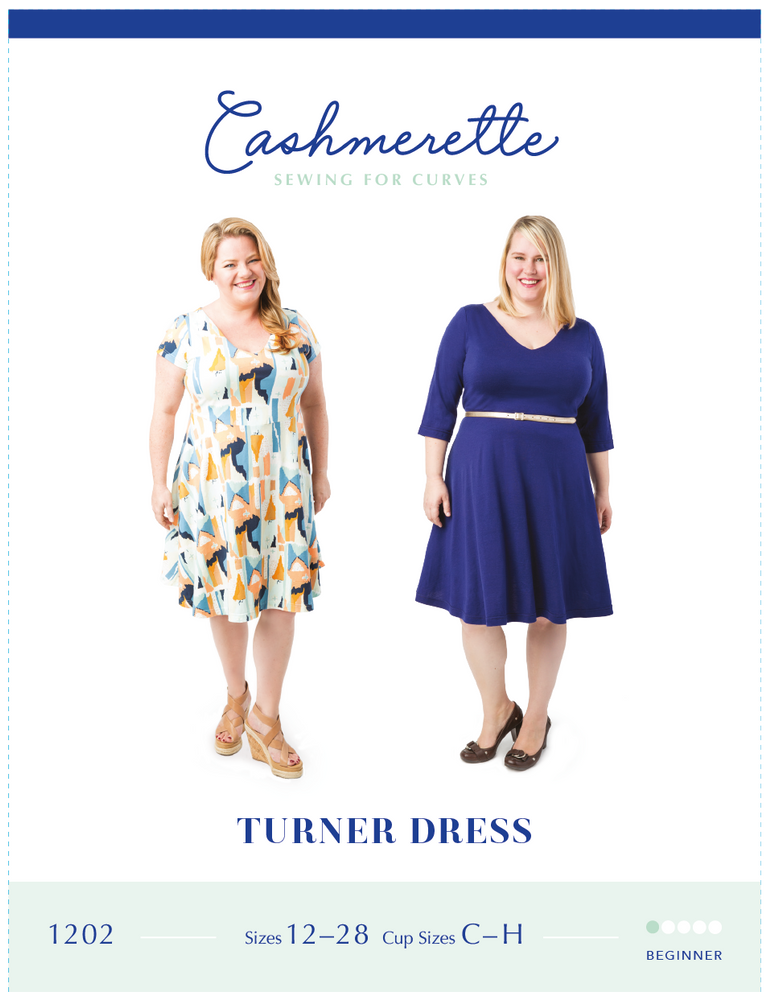 TURNER DRESS • Pattern