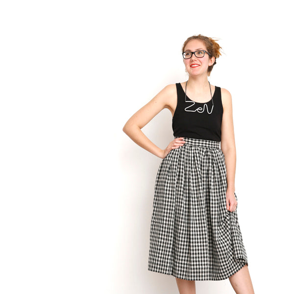HESTIA SKIRT • Pattern
