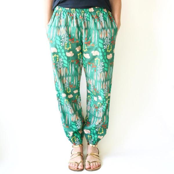 LUNA PANTS • Pattern