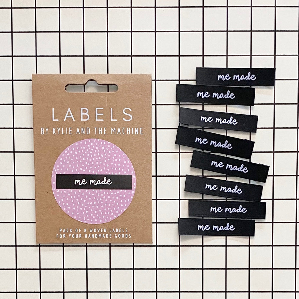 ME MADE • Woven Labels