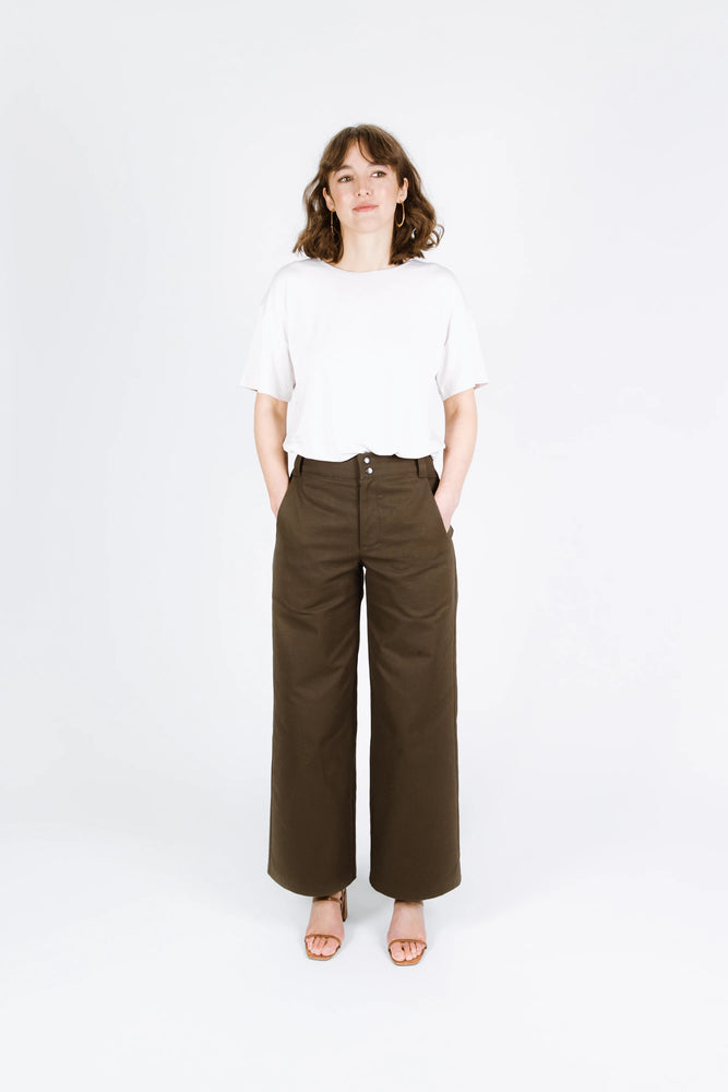 Load image into Gallery viewer, NAGOYA PANTS • Pattern