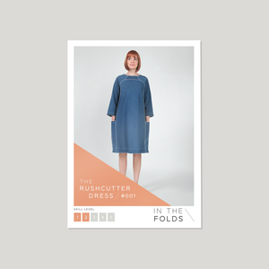 Load image into Gallery viewer, THE RUSHCUTTER DRESS • Pattern
