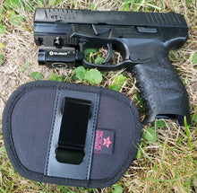 Load image into Gallery viewer, CR TACTICAL DEFENSE IWB/OWB LARGE GUN HOLSTER