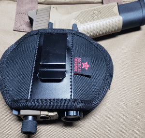 CR TACTICAL DEFENSE IWB/OWB LARGE GUN HOLSTER