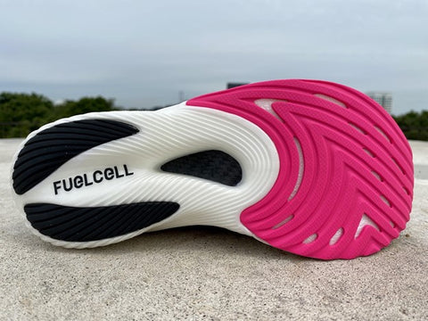 New Balance FuelCell RC Elite v2 Racing Shoes - outsole