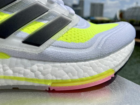 Adidas Ultraboost 21 Running Shoes Midsole View