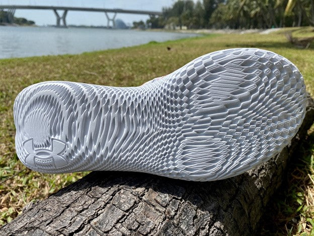 Under Armour Flow Velocity Wind Shoes Outersole