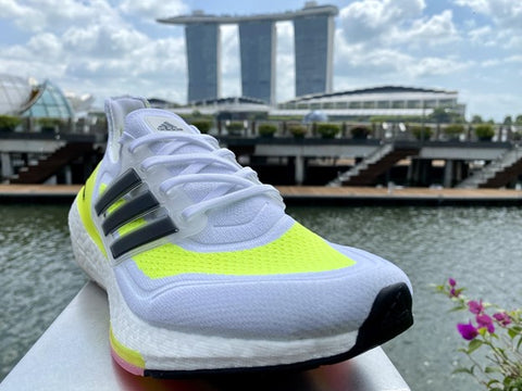 Adidas Ultraboost 21 Running Shoes Trainer