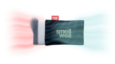 smellwell A POWERFUL ODOR AND MOISTURE ABSORBER.