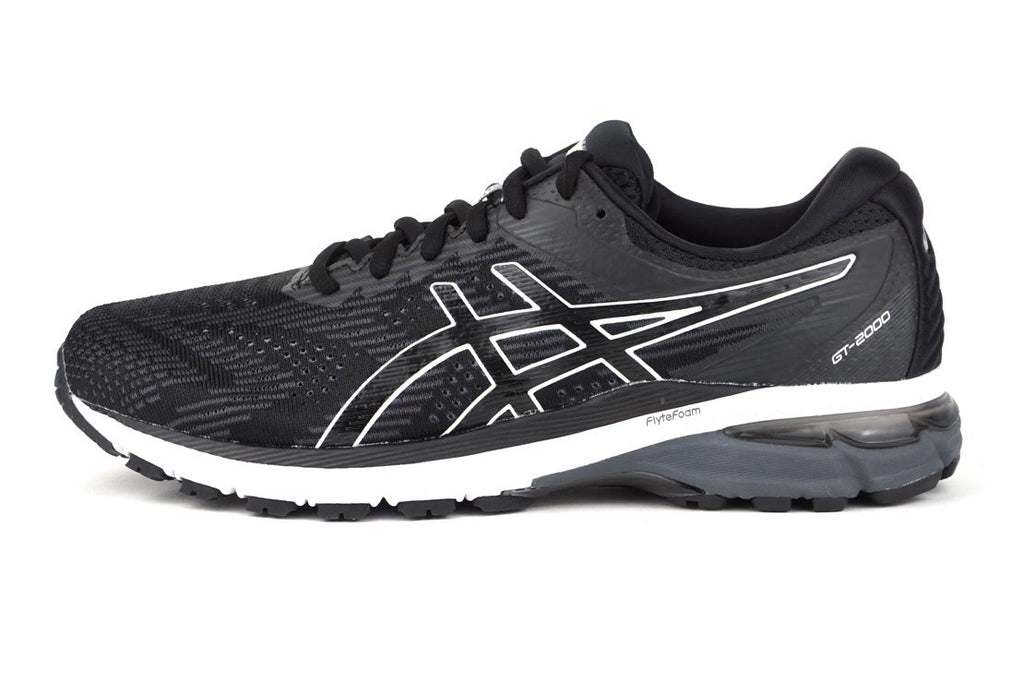 Asics Gt-2000 8 stability running shoes for men black, irun irunsg
