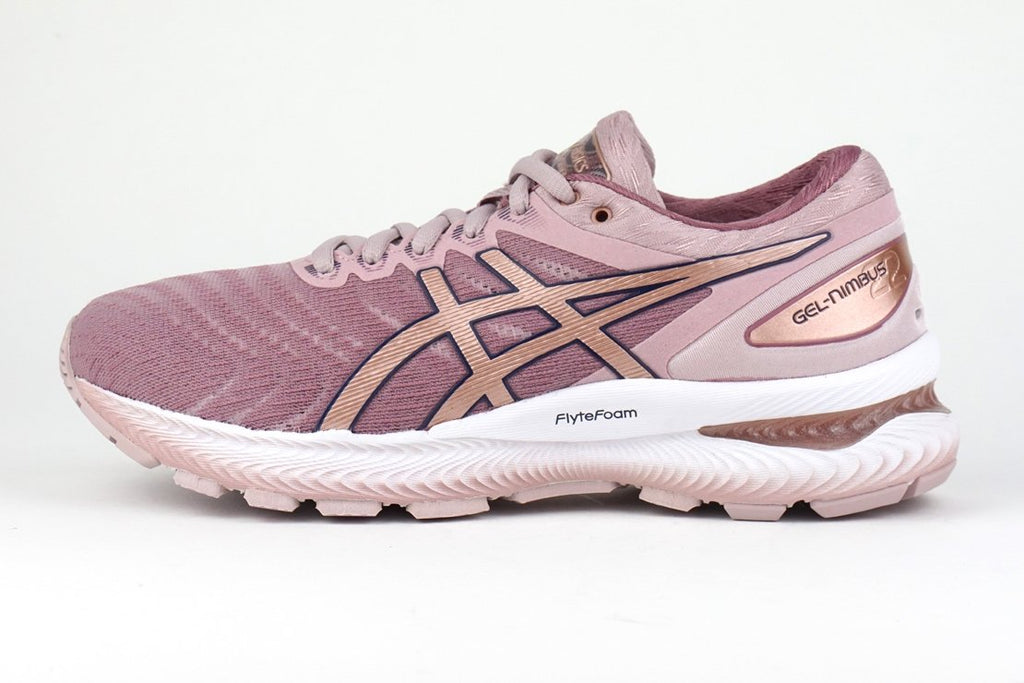 ASICS GEL-NIMBUS 22 WOMEN'S - iRUN Singapore