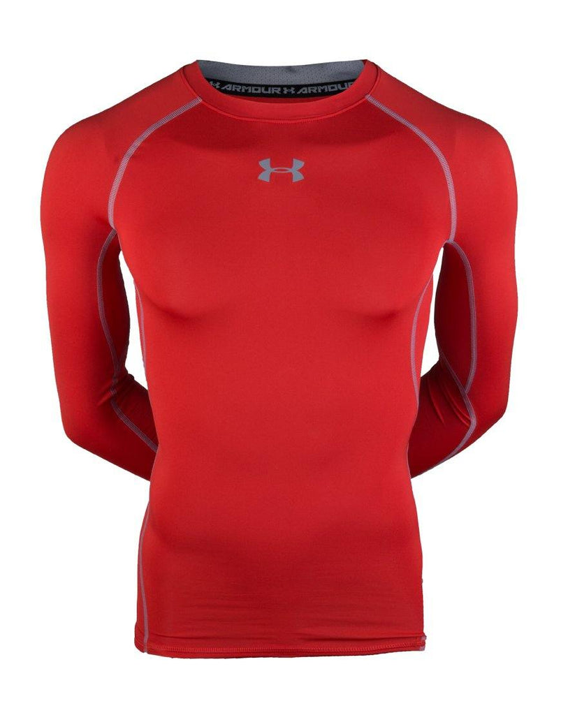 HEATGEAR ARMOUR LONG SLEEVE COMPRESSION SHIRT