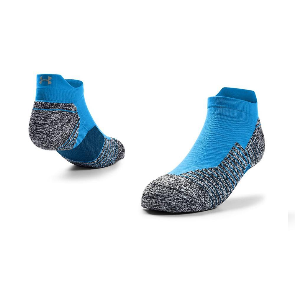 CHARGED CUSHION NO-SHOW TAB RUNNING SOCKS