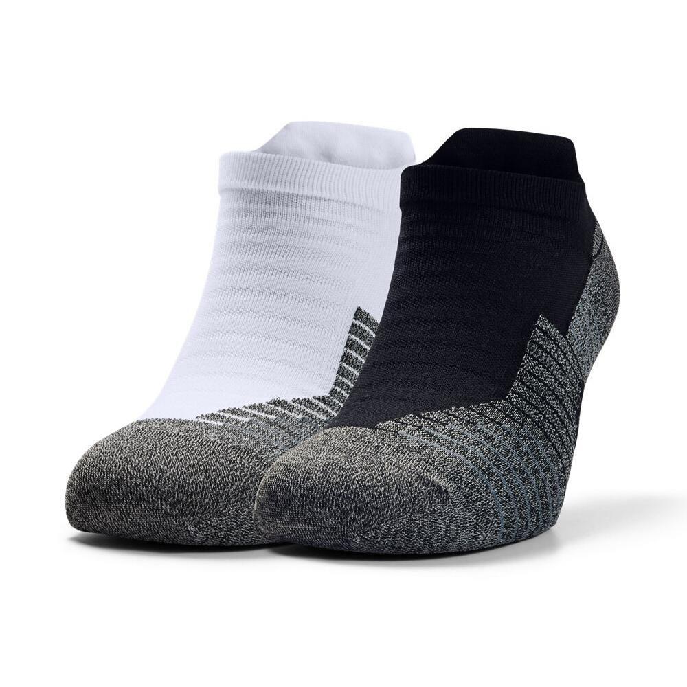 RUN NO-SHOW TAB SOCKS (2 PACK)