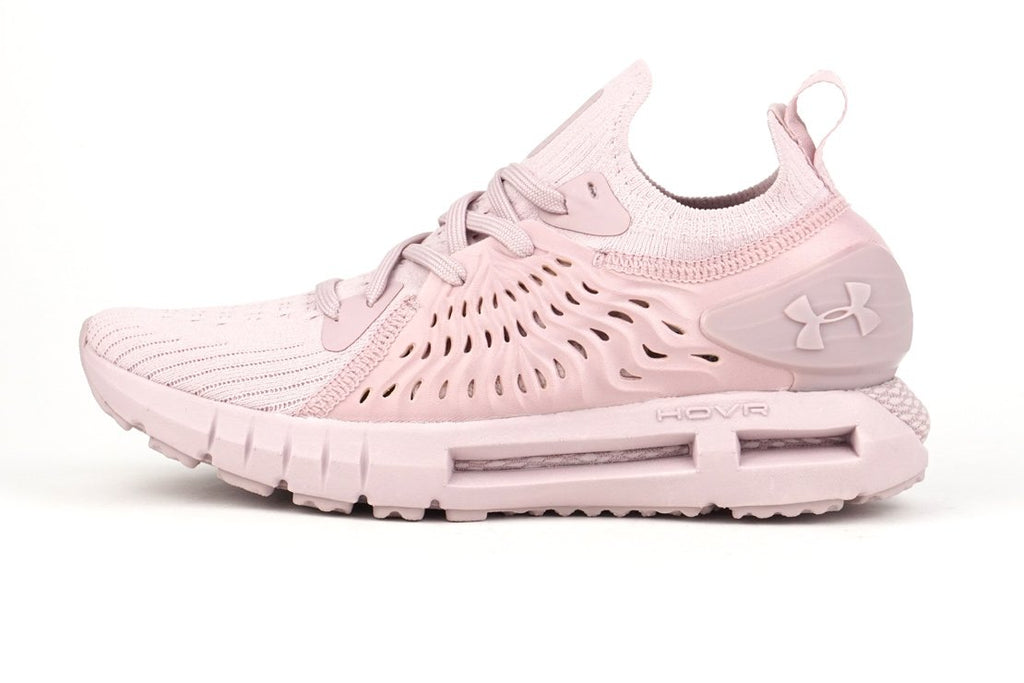 UA HOVR PHANTOM RN pink women's running shoes irun irunsg 3022660