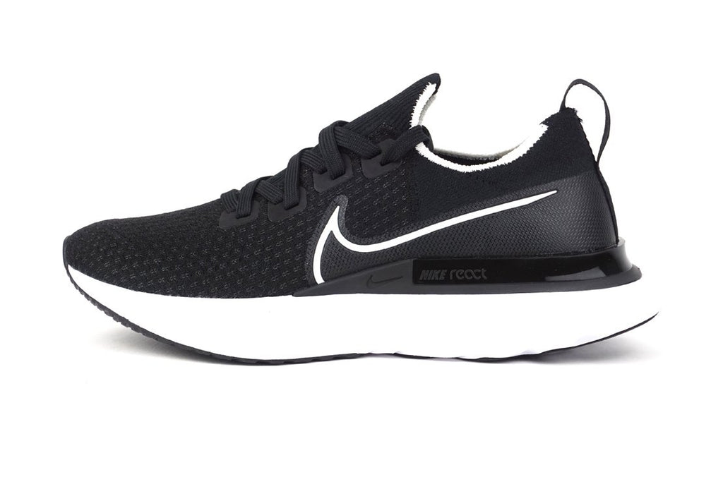 NIKE REACT INFINITY RUN FLYKNIT WOMEN'S Running shoes black CD4372